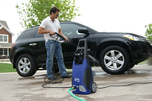 Choosing a Pressure washer