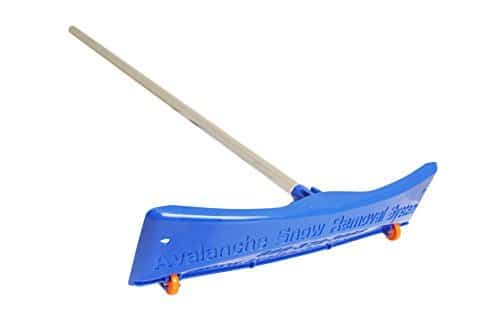 AVALANCHE! SRD20 Snow Rake Deluxe 20 with 24-Inch Wide Rake