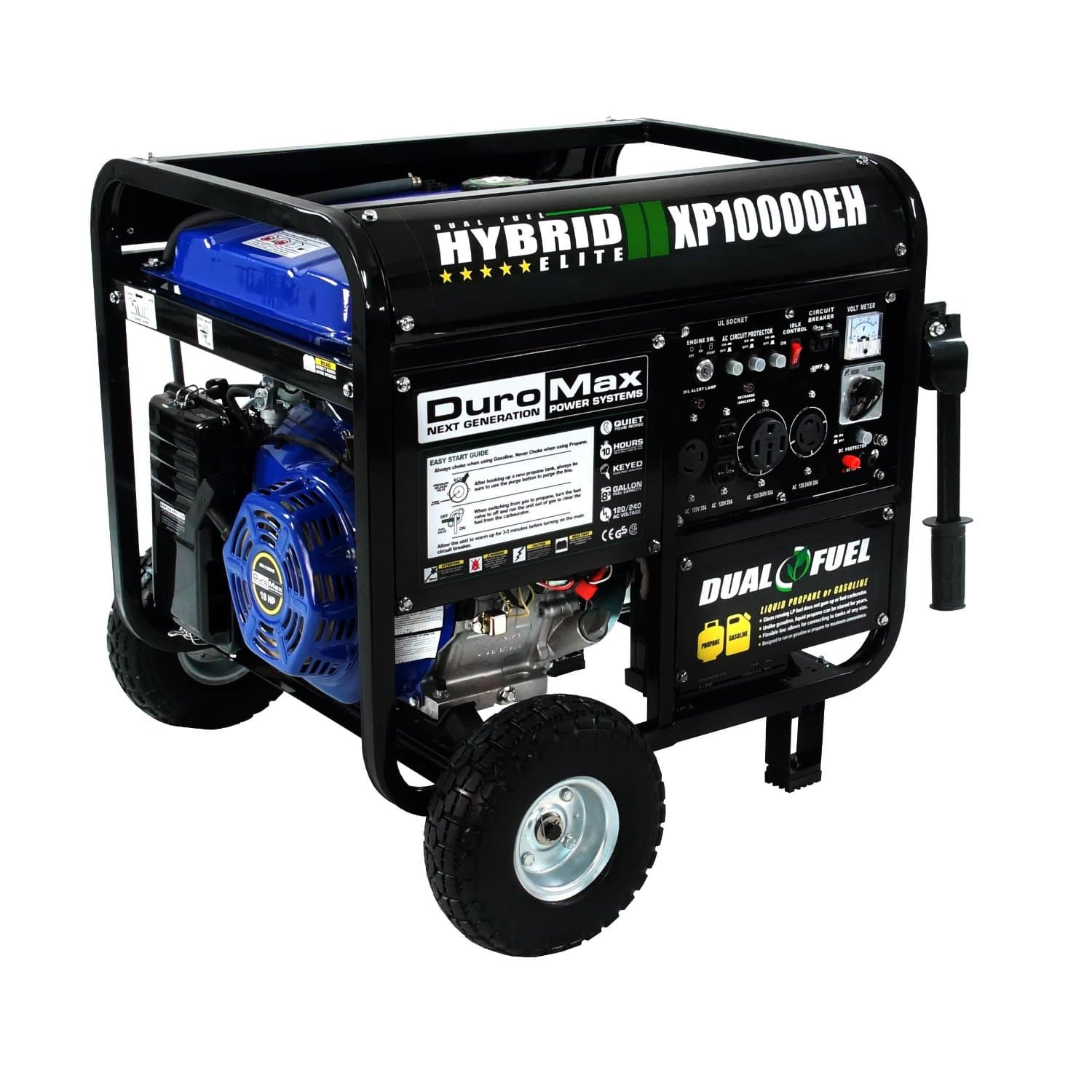 10 Best Outdoor Generators Review 2016 Lawn Care Pal