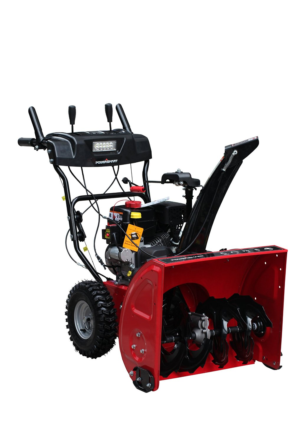Power Smart DB7103-24 Two Stage Best Snow Blower