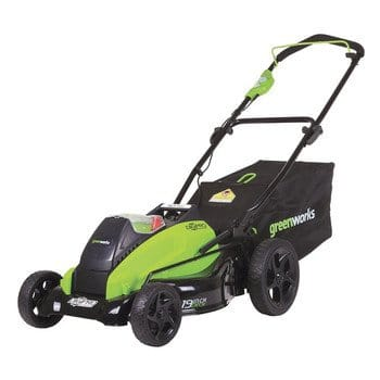 Green Works 2500502 DigiPro G-MAX 40V Cordless Lawn Mower