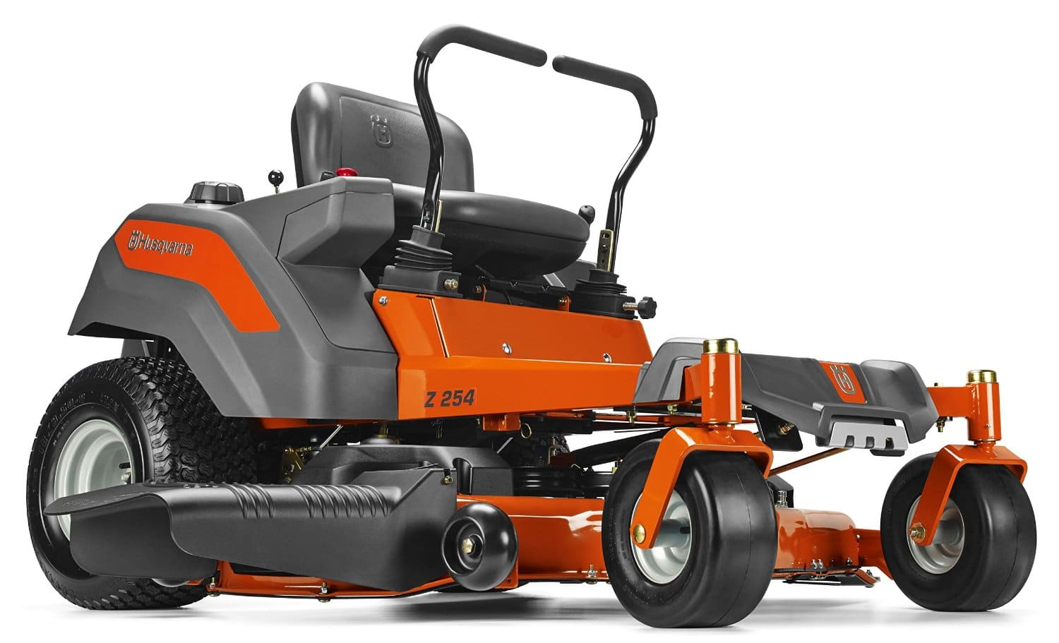 Bad Boy Mower is known for their almost fluorescent orange paint and their extravagant display booths at the trade shows. Tractor Supply Company carries two models that fits into the economy category, the 42 and 54 inch Bad Boy Magnum MZ.