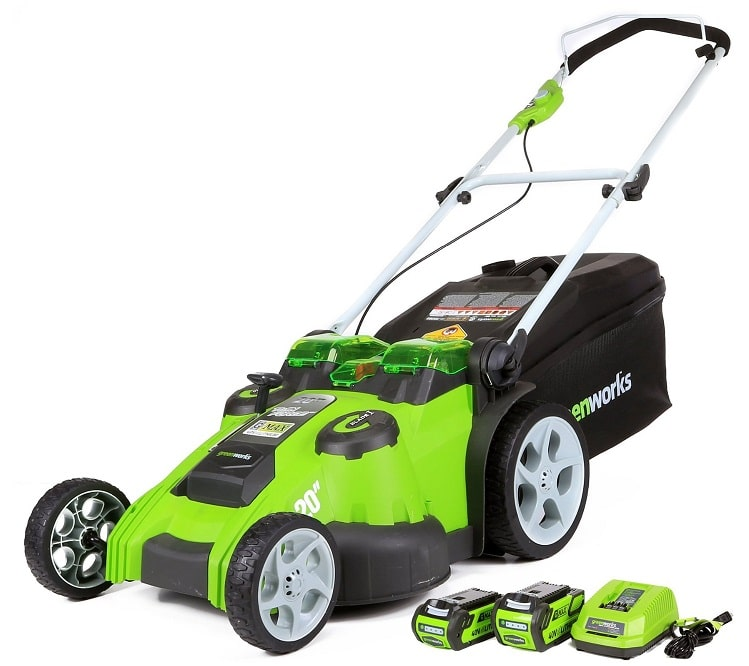 Green Works 25302 Cordless lawn mower buying guide