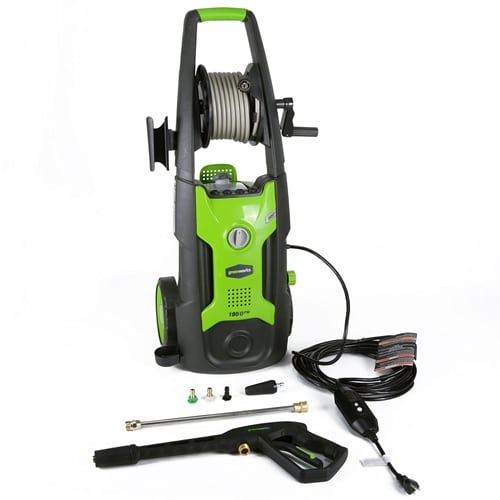 Green Works GW1951 Electric Pressure Washer