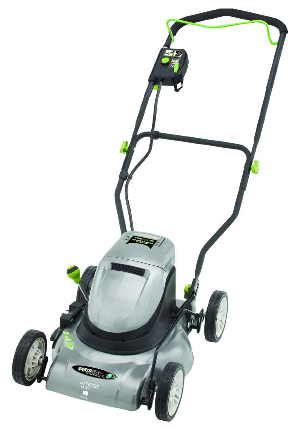Earthwise 60617 Cordless Electric Lawn Mower Reviews