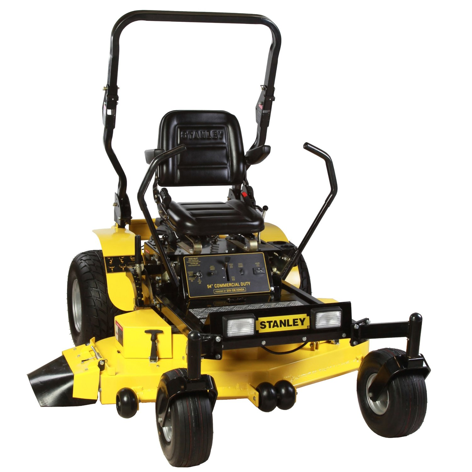 4 Best Yellow Lawn Mowers You Can Buy