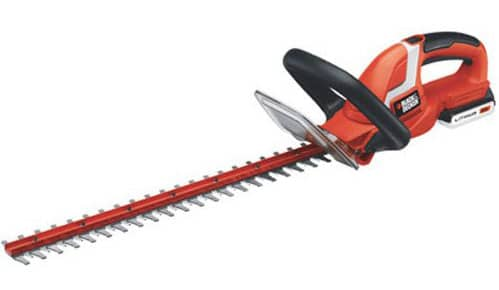 BLACK+DECKER LHT2220 20V Lithium Ion Hedge Trimmer