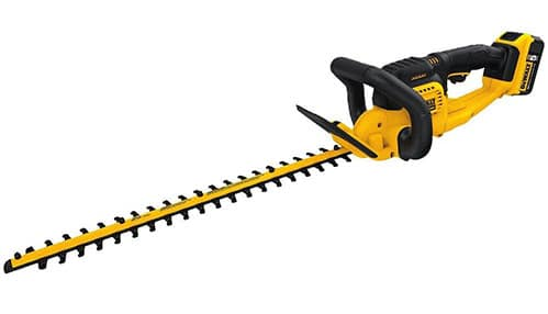 DEWALT DCHT820P1 20 V Max Hedge Trimmer