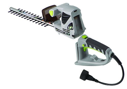 Earthwise CVPH41018 Corded Electric Pole/Hand-held Hedge Trimmer