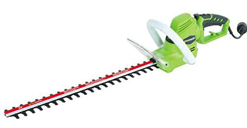GreenWorks 22122 4 Amp 22-Inch Corded Hedge Trimmer