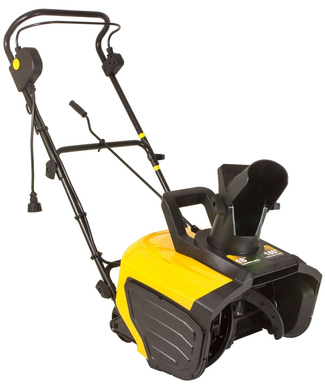 Top Rated Electric Snow Blowers : Best rated electric snow blowers reviews lawn