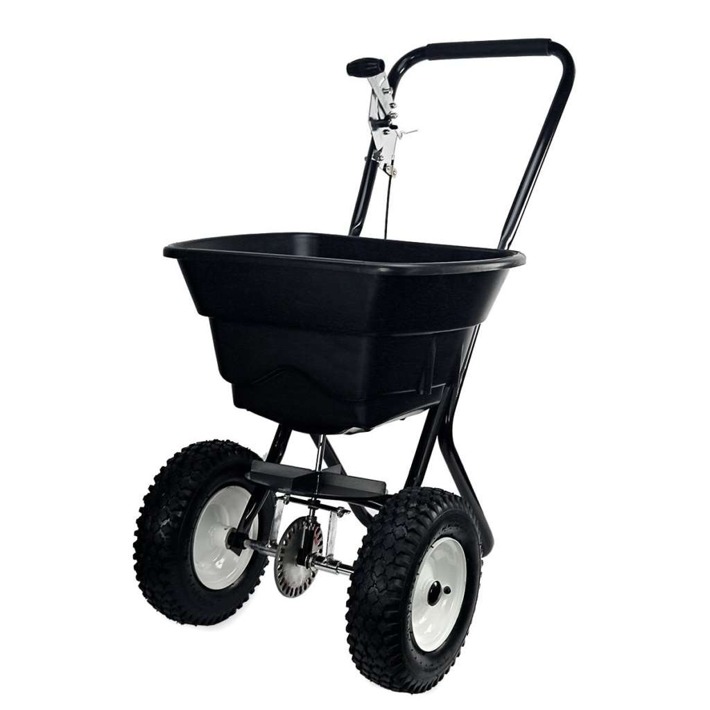 Walk Behind Lawn Spreader Broadcast Mowers