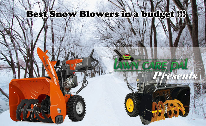 [2017] Best Snow Blowers Reviews For Home In a Budget