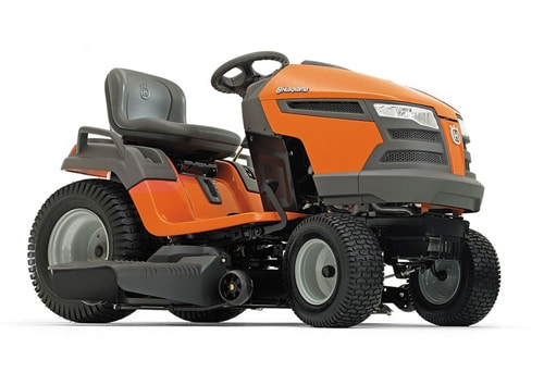 Husqvarna 960430211 YTA18542 18.5 hp Fast Continuously Varilable Transmission Pedal Tractor Mower