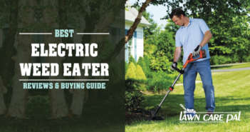 best electric weed eater by Lawncarepal.com