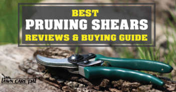 Best Pruning Shears Reviews : Our Top Picks 2017