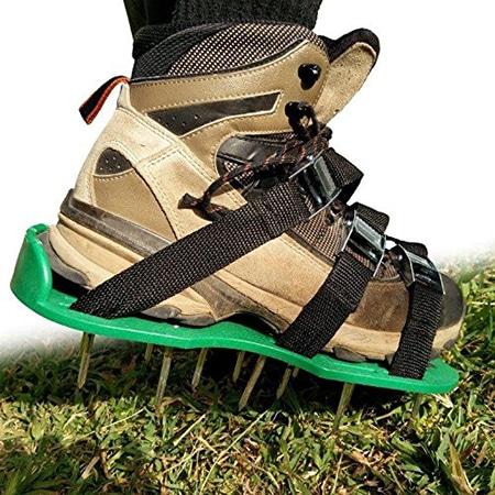 Lawn Aerator Shoes By Nig Tools
