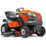 husqvarna yta24v48 24v fast continuously variable transmission pedal tractor mower - Best Garden Tractor