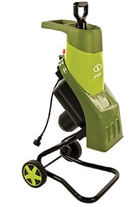 Sun Joe CJ601E 14-Amp Electric Wood Chipper Shredder