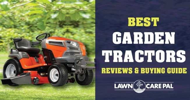 Best Garden Tractors For The Money In 2020 Recommended